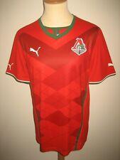 Lokomotiv Moscow Moskva Russia football shirt soccer jersey maillot NEW size L