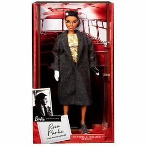 Barbie Rosa Parks Inspiring Women Doll - FXD76