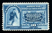 USAstamps Unused VF US 1888 Special Delivery Scott E2 OG MNH