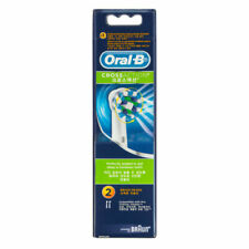 Oral-B Cross Action EB50-2 Electric Toothbrush Head - Pack of 2