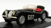 Brumm 1/43 Scale Model Car R103 - 1948 Jaguar 3.5L - Black #607
