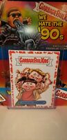 Garbage pail kids We Hate The 90's Bloody Nose Red (halfwit HARRY 9a 21/75)