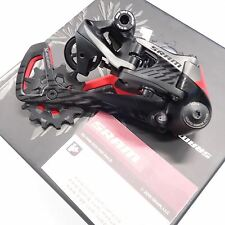 ALL NEW SRAM X01 Eagle Type 3.0 12-Speed MTB Rear Derailleur Long Cage Black/Red