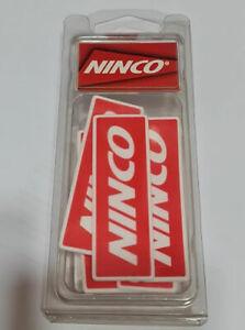 Anuncios valla 10 unidades Ninco 10214