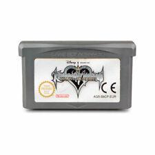 Gameboy Advance GBA Jeu Disneys Kingdom Hearts Chain Mémoires