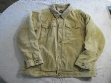 Urban Pipeline Corduroy Sherpa Trucker XL Men's Jacket/Coat
