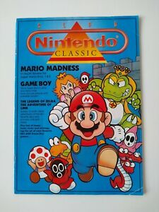 Club Nintendo Classic Magazine - NES & Game Boy Guides, Maps and Solutions