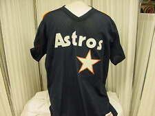 MLB 1990 Houston Astros Sunday Gameday/Batting Practice Rainbow Style Jersey #10