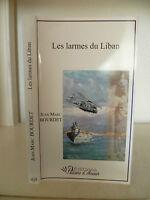 Jean Marc Bourdet - Las Lagrimas de La Líbano - 2013 - Ediciones Valores Futuro
