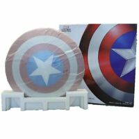 1:1 Captain America Marvel 75th Anniversary Legends Vibranium Shield Cos Props