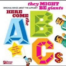 They Might Be Giants - Here Come the Abc's [New CD]