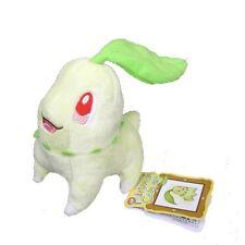 Pokemon Center Canvas Plush - Chikorita / Chicorita
