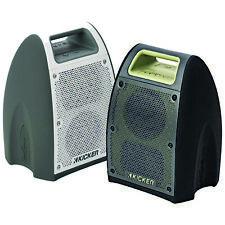 Kicker Bullfrog BF400 Bluetooth Portable Rechargeable Waterproof Outdoor Speaker