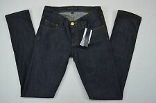 Juicy Couture New With Tags Skinny  Denim Blue Jeans Sz: 26 (28x32)