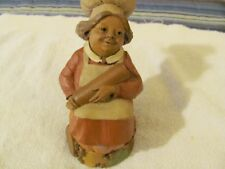 Dumpling-R 1997~Tom Clark Gnome~Cairn Studio Item #5322~Ed #14 Retired.