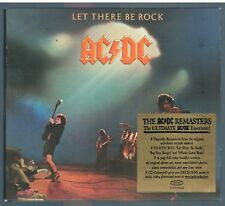AC/DC LET THERE BE ROCK CD COME NUOVO!!!