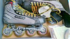 Bauer XR1 Inline Skates in Größe 43 - grau - wegen Aufgabe des Sports in OVP