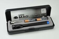 Maglite Mini Mag Spectrum Series LED 2 Cell AAA Flashlight P32SX2 BLUE Light