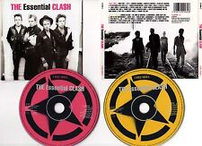 """THE CLASH """"The Essential"""" (2 CD) 41 Titres 2003"""