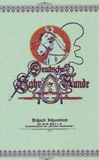 Deutsche Fahrkunde 2 Bde. Richard Schoenbeck 1900 Digitalausg. Fahren Kutschen