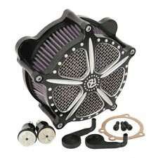 Air Cleaner Intake Filter For Harley Touring 93-07 Softail 1993-2015 Dyna 93-17