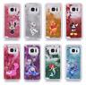 Minnie Mickey Glitter Cartoon Case Cover For Samsung Galaxy S8 S8 Plus S7/6/5