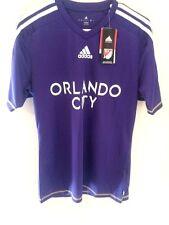 Adidas Orlando SC Soccer  Jersey Small   MLS US