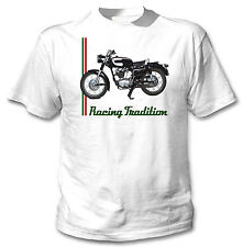 DUCATI 250 DIANA 1966 INSPIRED 11 - NEW GRAPHIC TSHIRT S-M-L-XL-XXL