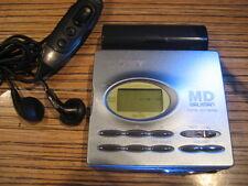 Sony MD MZ R91 Minidisc Player / Recorder / FB / + AA Batteriefach + MIC zug.