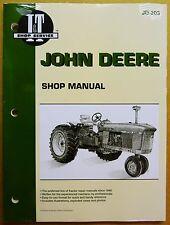 John Deere Service Manual 3010 3020 4010 4020 4320  5020 6030 Tractors JD-203
