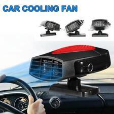 Mini Car Portable Cooling Fan/Heater Warmer Defroster Demister DC 12V ~Hot Sale
