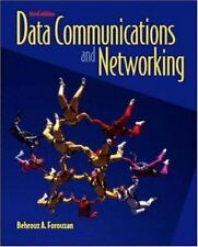 Data Communications and Networking, Forouzan, Behrouz A, Forouzan, Behrouz, Good