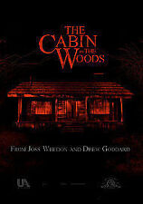 CABIN IN THE WOODS -BR- NEW DVD