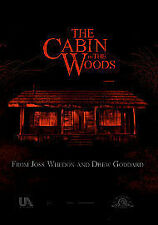 The Cabin In The Woods (DVD, 2012) Horror  Rating 15