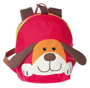 Sigikid Mini Rucksack Hund, Art-Nr. 24219 Neu Kindergarten Freizeit