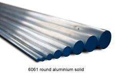7mm 6061 Aluminium Round Bar (Billet) cut @995mm +-5mm QTY2