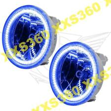 ORACLE Halo FOGLIGHTS Chevrolet Camaro non RS 10-13 BLUE LED Angel Eyes