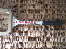 Vintage Snauwaert Tennis Racquet