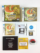 Pokemon Version Or HeartGold + Pokéwalker DS / Jeu Nintendo DS (Heart Gold)