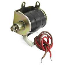 SAL- 02 AC 220V 10 mm Stroke 0.3 N Force Tubular Electric Solenoid Electromagnet