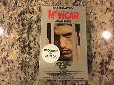 MCVICAR RARE NEW SEALED VESTRON VIDEO BETA BETAMAX TAPE 1980 ROGER DALTREY DRAMA