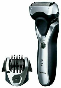 Panasonic ES RT 47 , 3 Blade Wet & Dry Electric Shaver with rechargeable battery