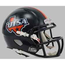 TEXAS SAN ANTONIO ROADRUNNERS NCAA Riddell SPEED Mini Football Helmet UTSA