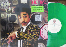 The TIME LP What Time Is Is ? PRINCE related RECORD STORE DAY GREEN Vinyl SEALED