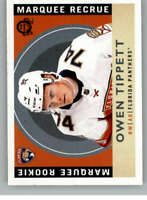 2017-18 O-Pee-Chee Retro Marquee Rookie #642 Owen Tippett Panthers Hockey NHL RC
