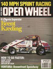OPEN WHEEL 1992 FEB - BRENT KAEDING, FRANK DEINY, BOB SHARP, LOWTHER'S RIDE*