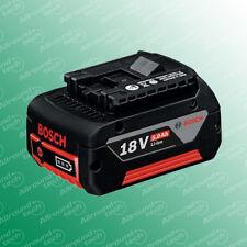 ORIGINAL Akku Bosch 18 Volt Li-ION, NEU, 5,0 Ah -2607337069- GSR GSB GBH GWS