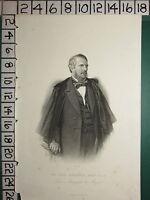 C1830 Antico Stampa ~ Sir John Lawrence