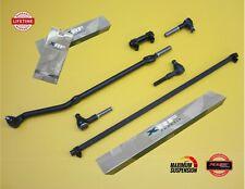 XRF Inner Outer Tie Rod End Drag Link Kit WRANGLER  TJ 1997-06 LIFETIME WARRANTY