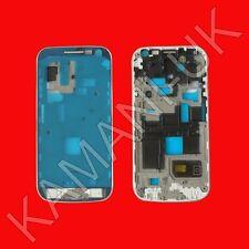 Galaxy S4 Mini LCD Cubierta del chasis i9195 carcasa de placa frontal Marco intermedio medio